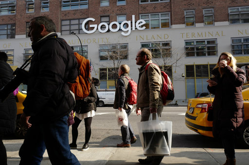 Google employees walk out to protest treatment of women