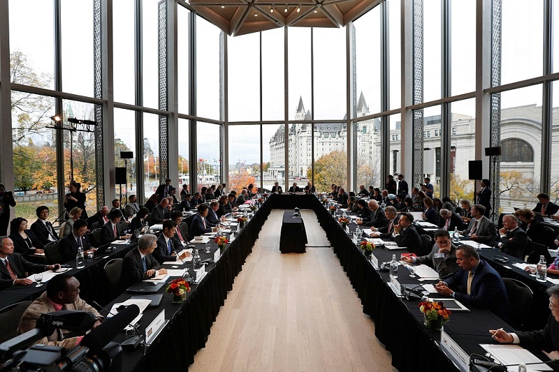 Seven WTO Members require US tariffs review