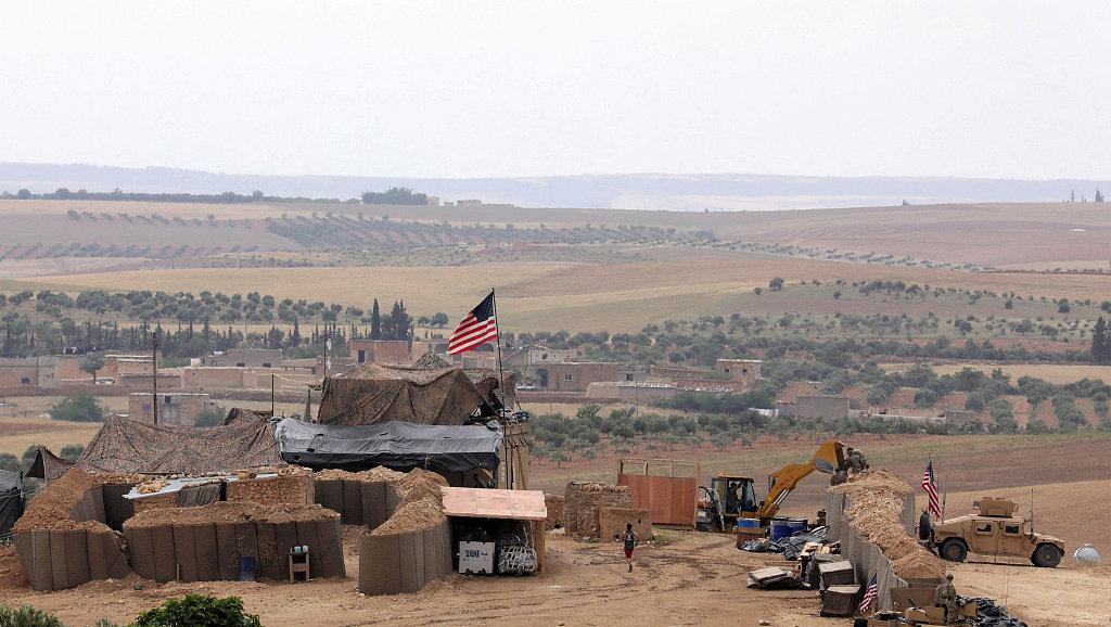 Joint Turkey-US patrols begin in Syria's Manbij: state media