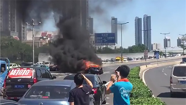 6 killed in vehicle collision in Tianjin