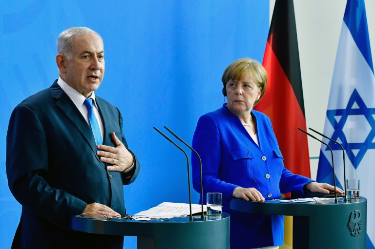Netanyahu hits out at 'hostile' EU ahead of Bulgaria trip