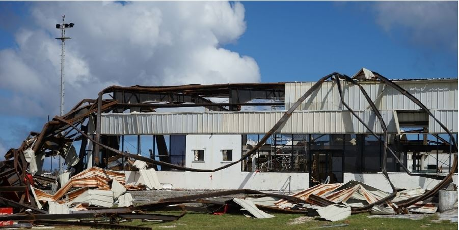 Saipan recovering from super typhoon, airport to reopen by mid-November, says governor