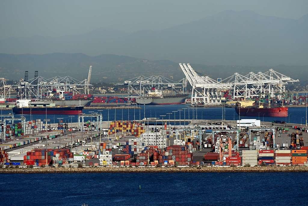 US trade gap grew to $54 billion in September