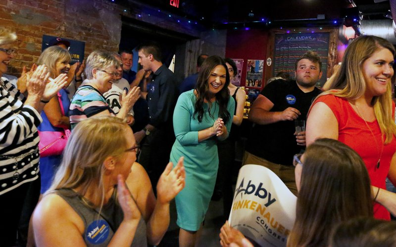 In House battle, Democrats see hope in Trump territory