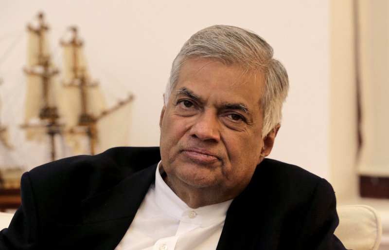 Sri Lanka's ousted PM accuses rival of bribery