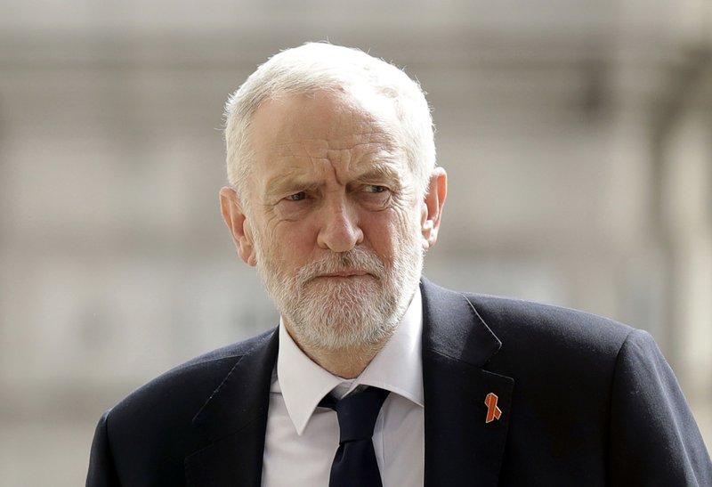 UK starts criminal probe of Labour Party anti-Semitism