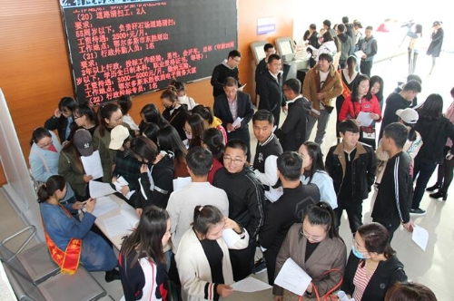 China to further boost employment