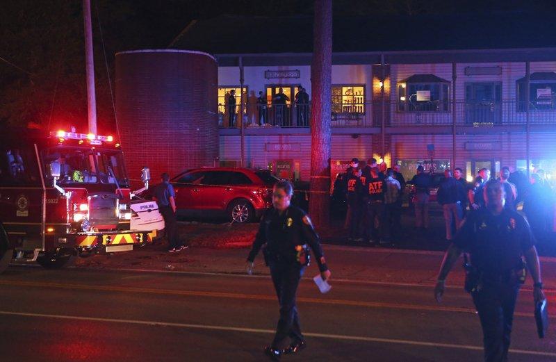 Police search for motive in Florida yoga studio slayings