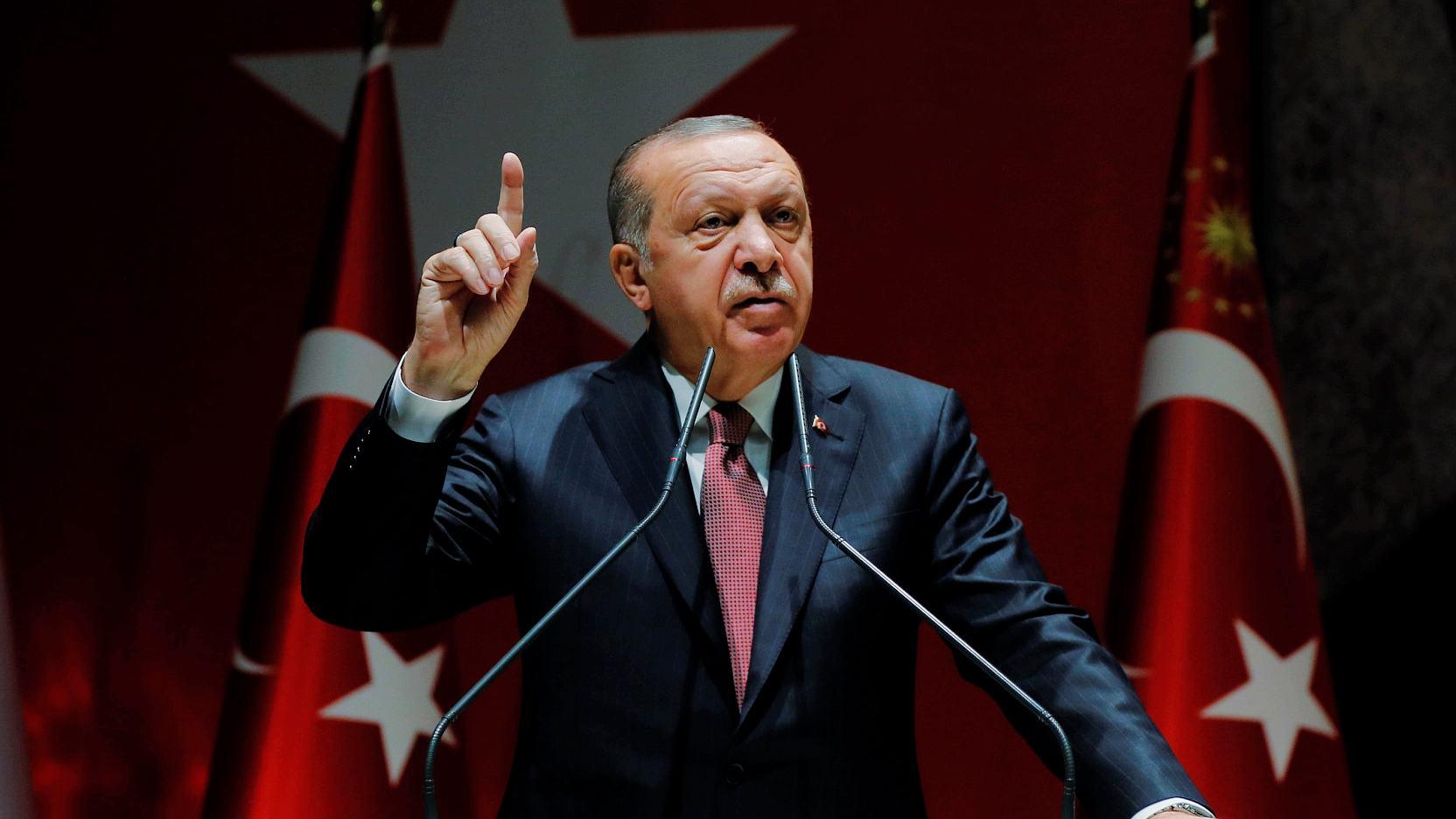 Erdogan implicates Saudi gov't for the first time in Khashoggi murder