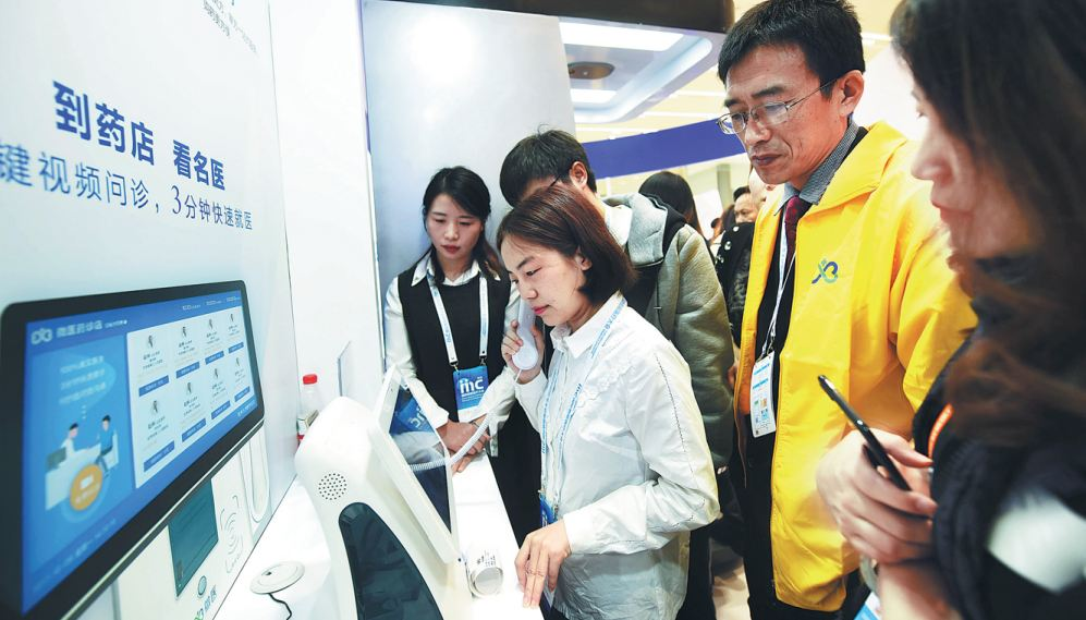China's internet service sector maintains steady growth
