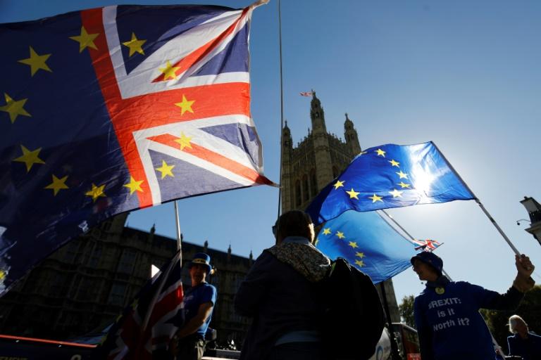 UK, EU close to Brexit deal over Irish border: report