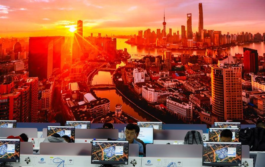 Media Center of CIIE opens to journalists in Shanghai