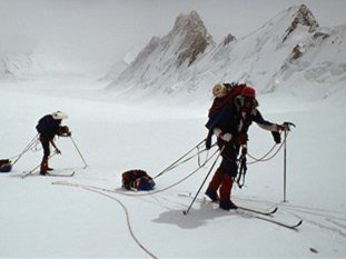 Pakistani porters are the unsung masters of treacherous mountains