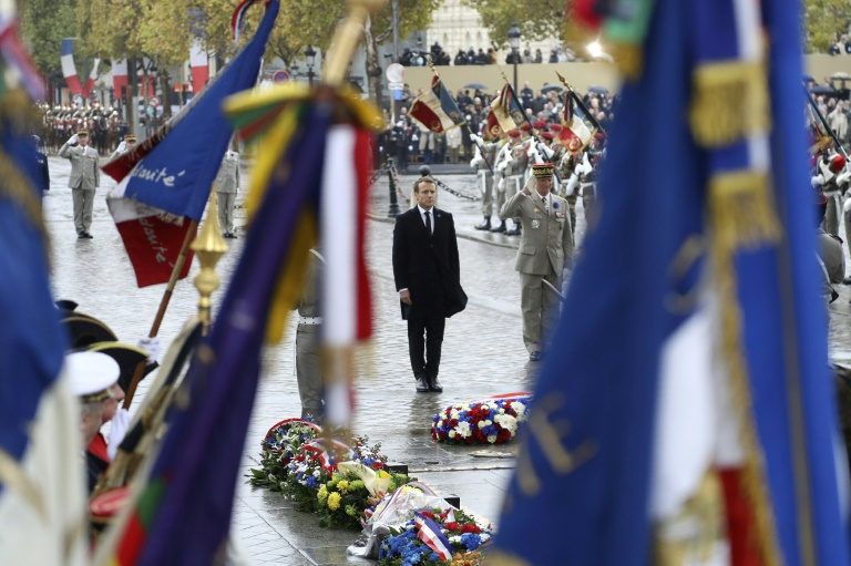 World leaders to mark WWI in France amid warnings about nationalism
