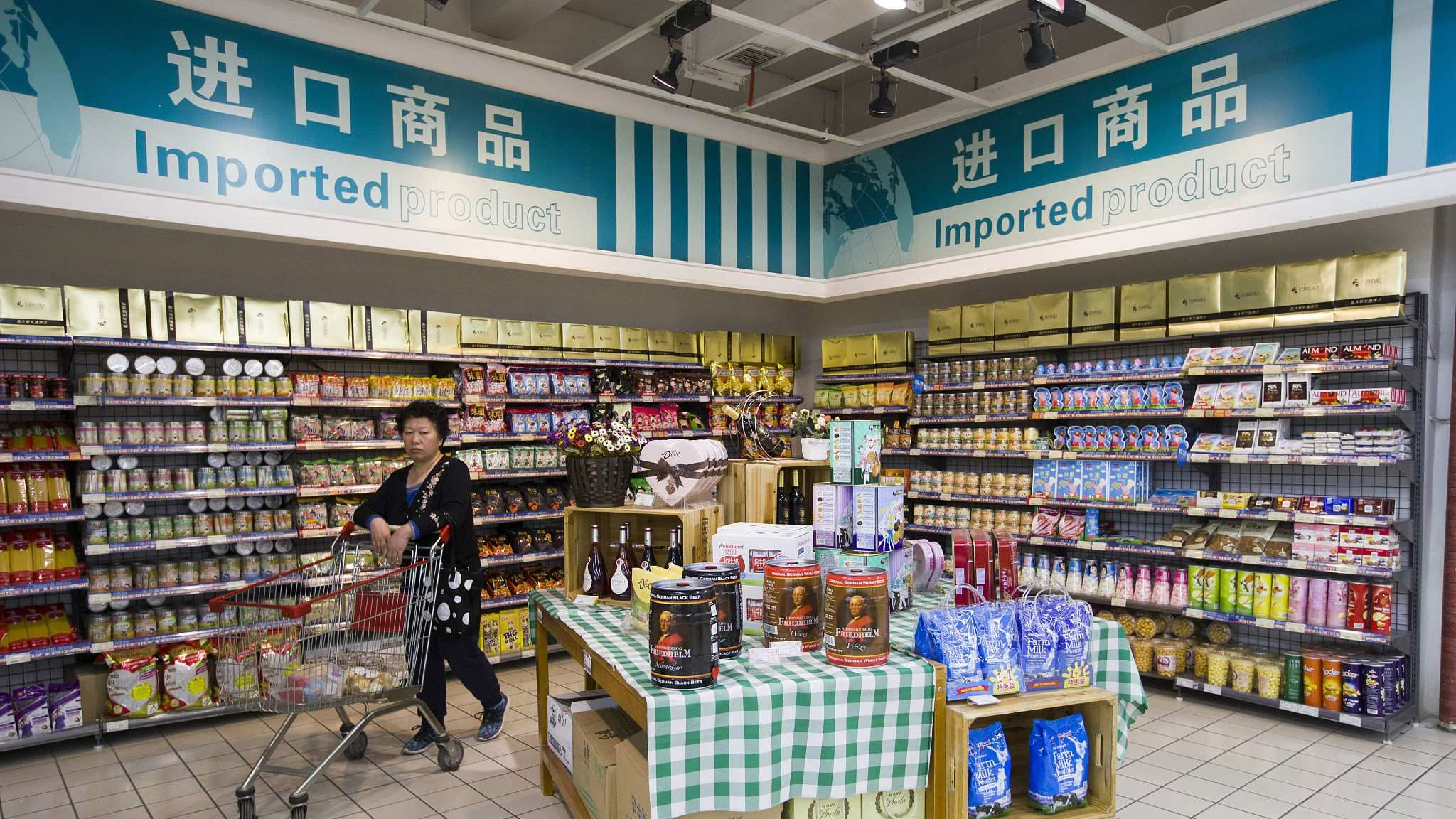 World's retail giants confident about Chinese market