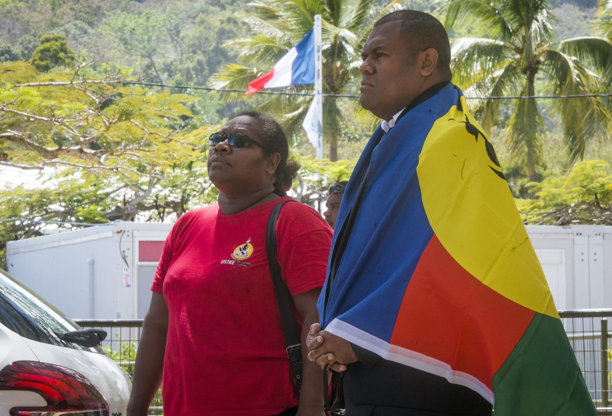 Voters in Pacific territory choose to keep ties with France