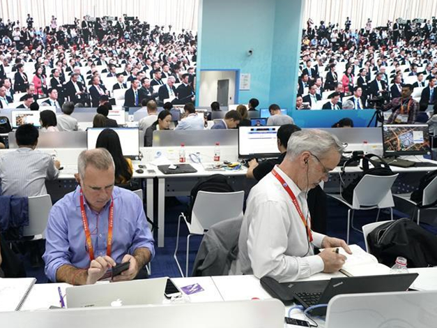 CIIE receives wide attention from foreign media