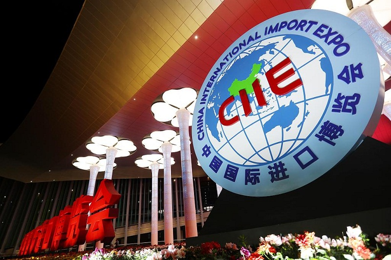CIIE a practical measure for China to share new opportunities