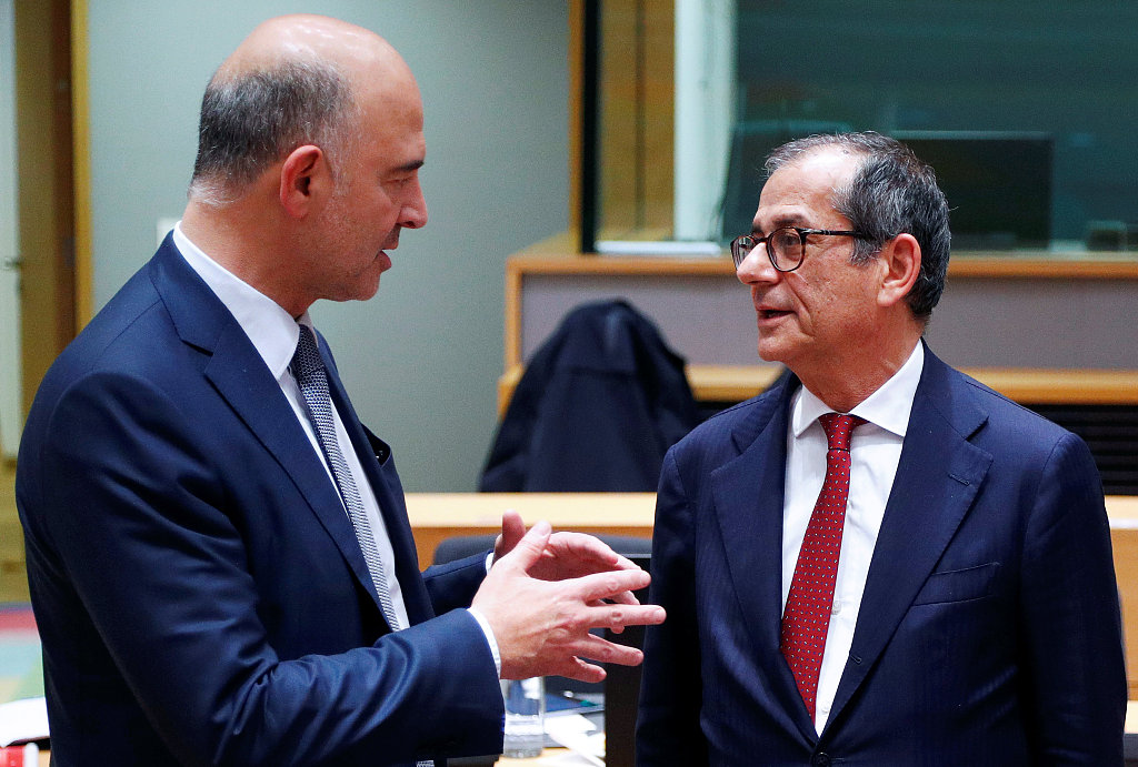 Eurozone ministers ready for Italy battle