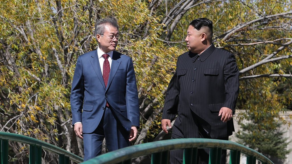 ROK prepares for DPRK leader's visit to Seoul