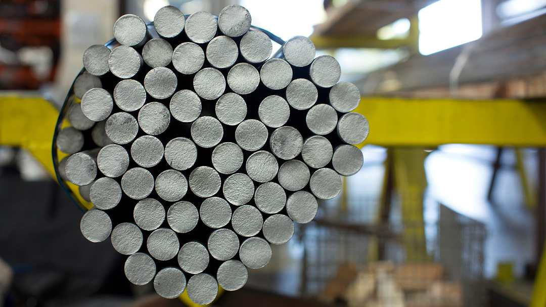 Profits of China's steel firms surge 86 pct in first three quarters