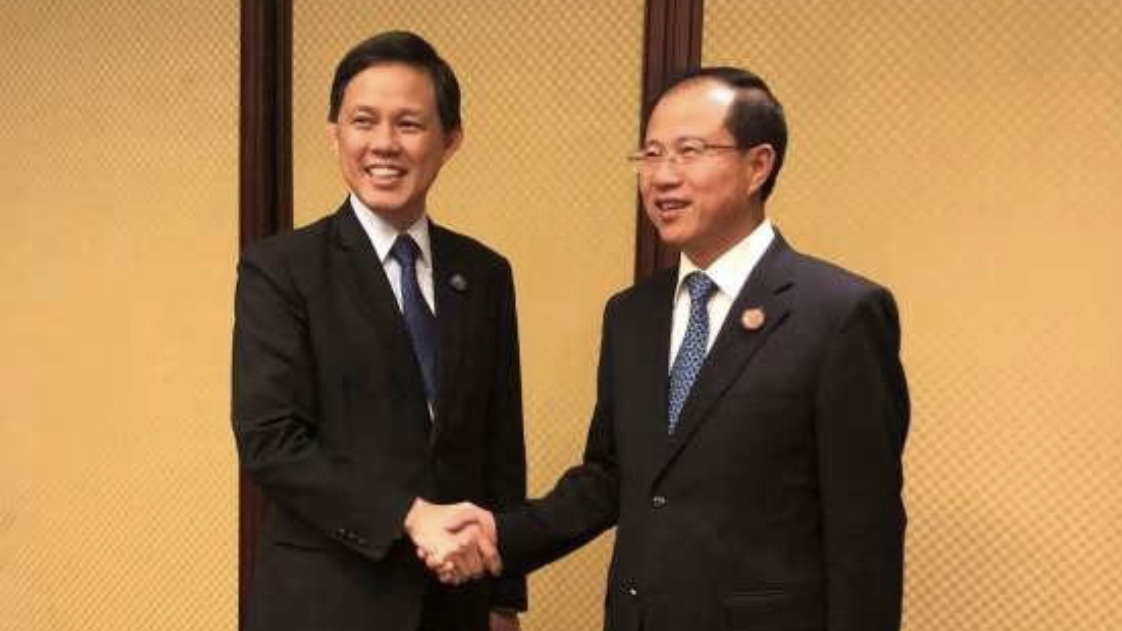 China, Singapore conclude talks on upgraded Free Trade Agreement