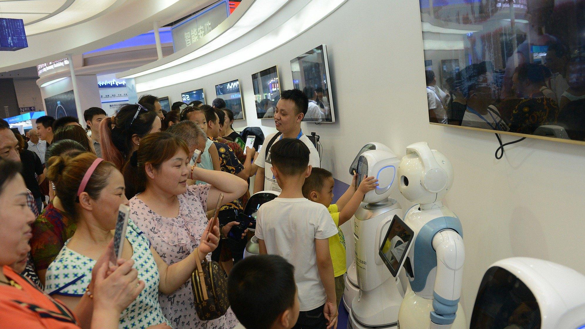 Smart technology makes China smart