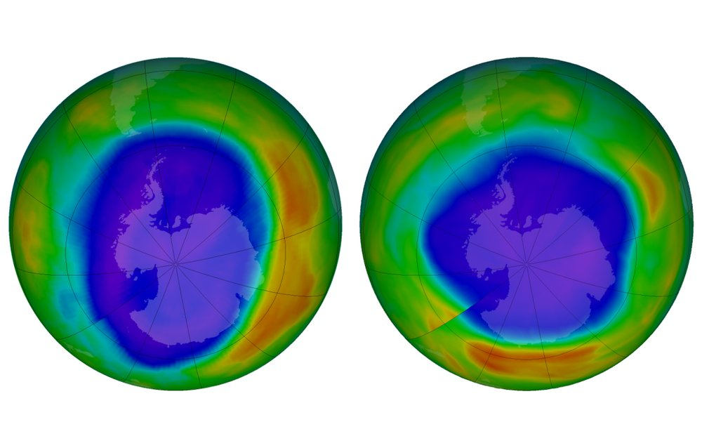 More protection: UN says Earth's ozone layer is healing