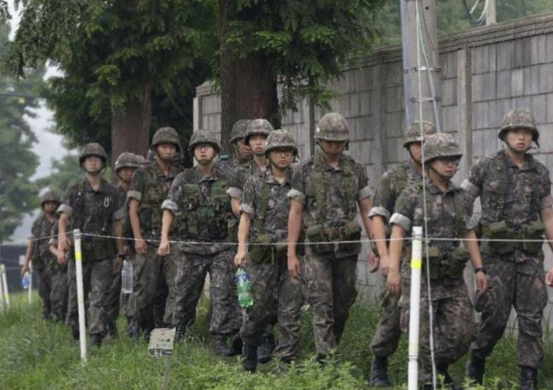 ROK, US resume battalion-level joint marine drills after six month suspension
