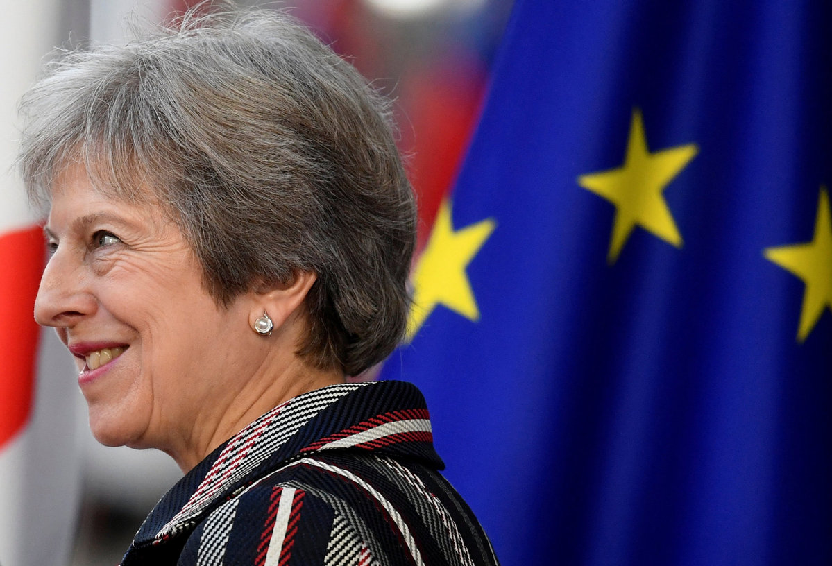 """UK PM has drawn up """"secret"""" Brexit plan to resolve impasse with Brussels: report"""