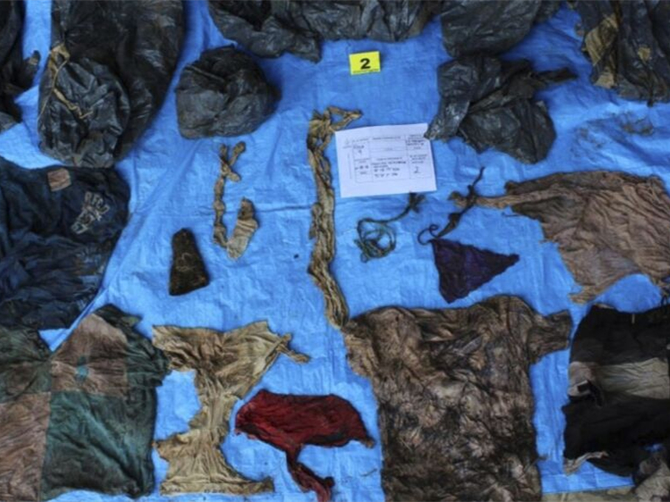 New mass grave found in Mexico