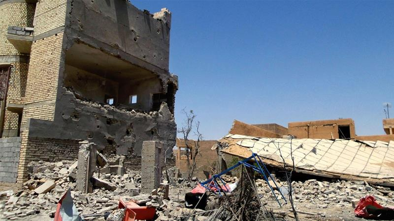 IS group leaves over 200 mass graves in Iraq: UN report
