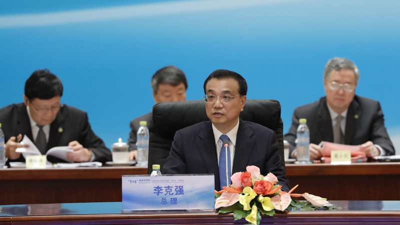 Premier Li: China's economy remains stable and healthy