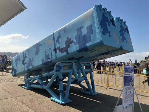 CASIC unveils new anti-ship ballistic missile, providing greater deterrence against aircraft carrier attacks