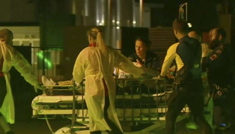 Man dies in 3rd shark attack off Australia island in 7 weeks