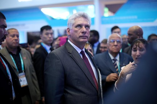 Cuban president visit deepens ties: experts