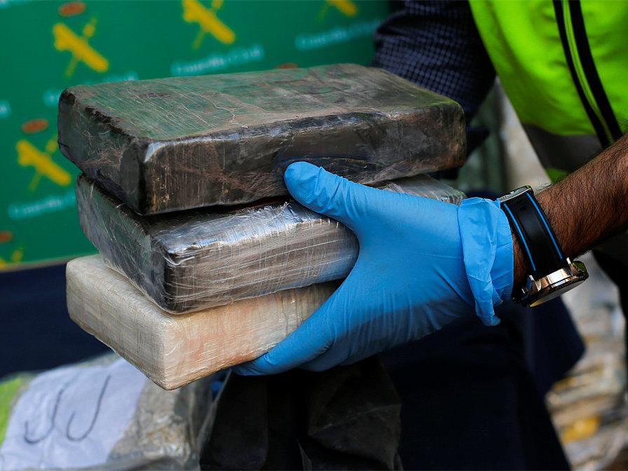 Ecuador seizes 589 kilos of cocaine destined for Belgium
