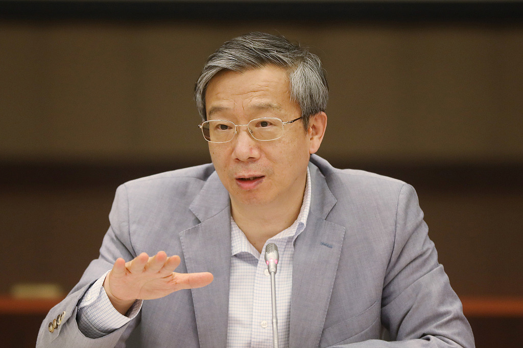 Three 'arrows' to boost private sector finances: PBOC chief