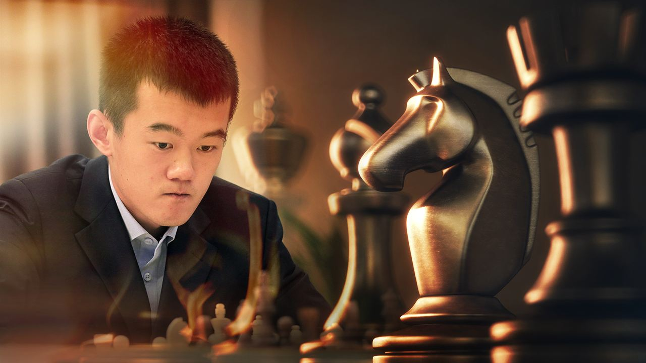 Chess: China's Ding Liren surpasses Tail's record with 96 unbeaten games