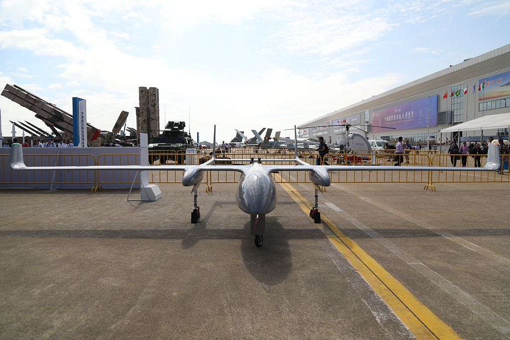 Output of global unmanned aircraft system to exceed 400 bln USD: white paper
