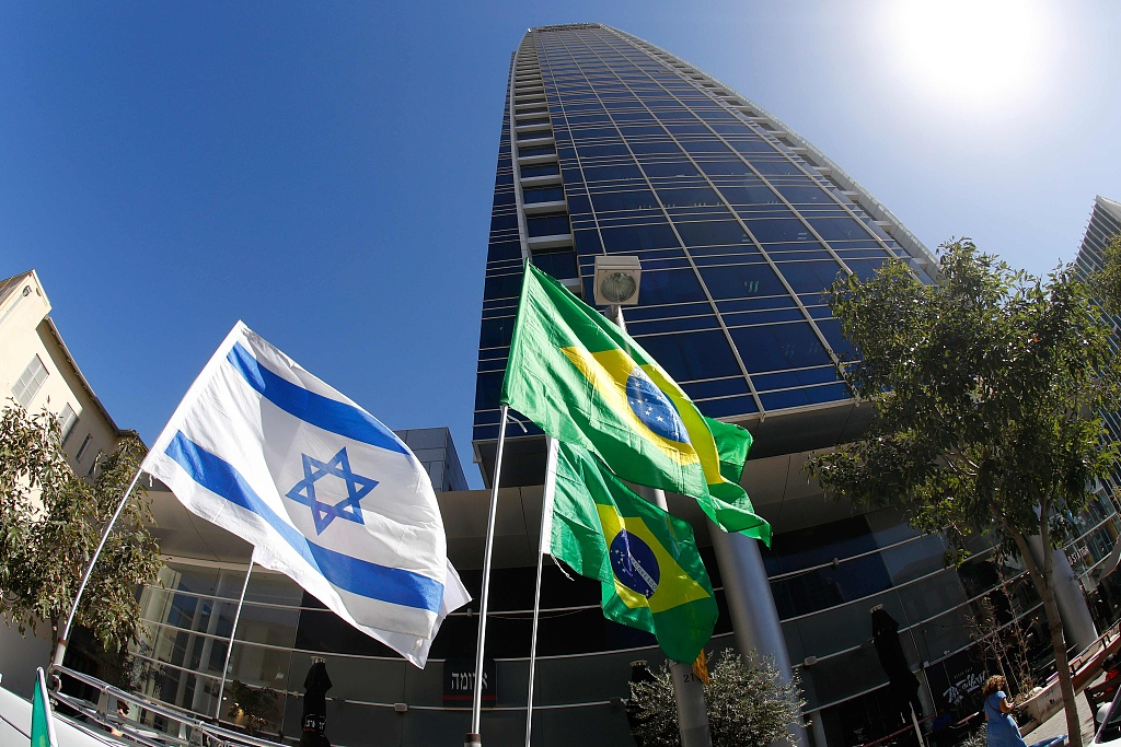 Palestinians strive to halt Brazil's embassy relocation to Jerusalem