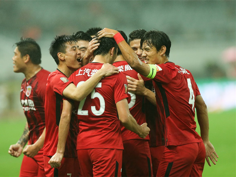 Shanghai SIPG wins the first Chinese Super League title