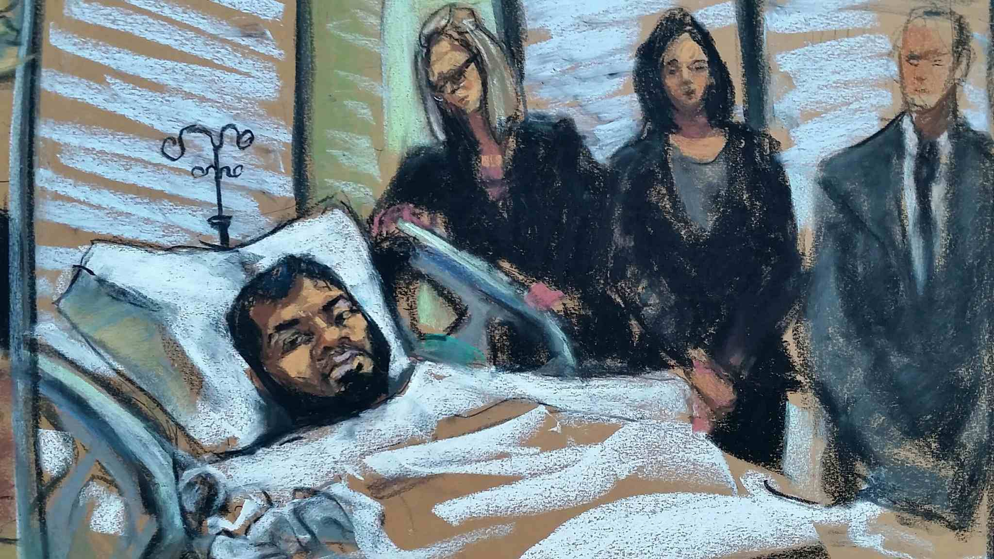 Bangladeshi immigrant convicted in 2017 NYC subway bombing