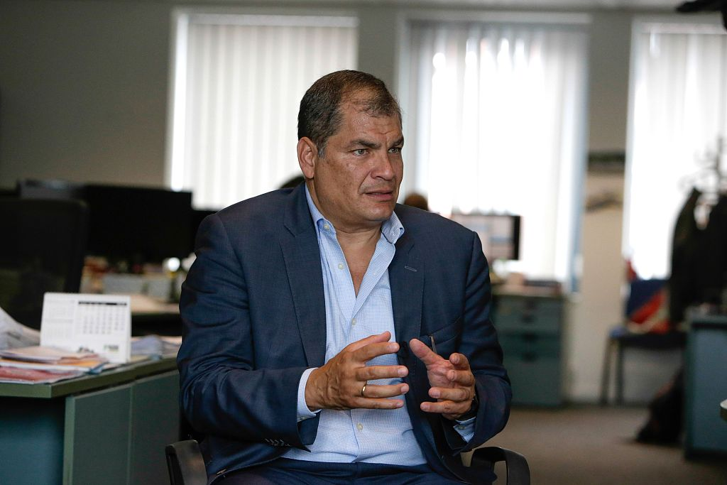 Ecuador's ex-president subpoenaed in kidnapping probe