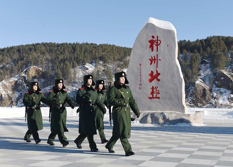 China confirms scheme for border disarmament inspection in 2019 with four countries
