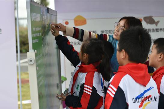 Children's Food Safety Guard Campaign in NanJing
