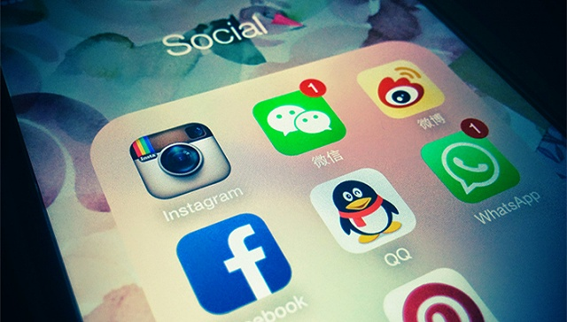Chinese netizens feel more positive about social media: report