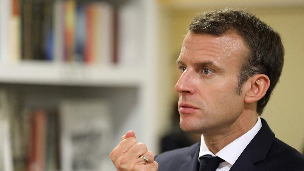 Macron stirs anger with World War I tribute to Nazi collaborator Petain