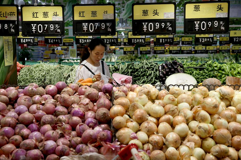 China's CPI up 2.5 pct, PPI up 3.3 pct in October