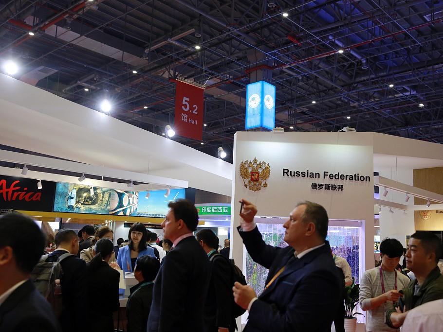 CIIE demonstrates China's responsibility: Ambassador